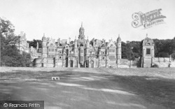 Manor c.1955, Harlaxton