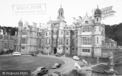 Manor c.1960, Harlaxton