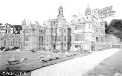 Manor c.1965, Harlaxton