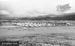 Caravan Site c.1960, Harlech