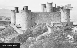 Castle 1933, Harlech