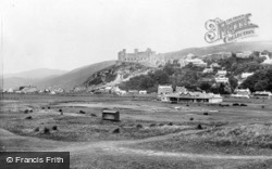 Castle And Golf Links 1933, Harlech