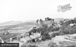 Castle c.1955, Harlech