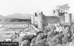 Castle c.1960, Harlech