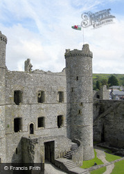 Castle c.2005, Harlech