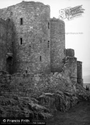 Castle, The Outer Gateway 1952, Harlech