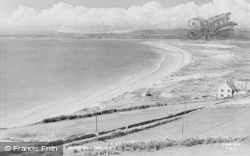 Clouds Over Snowdonia c.1955, Harlech