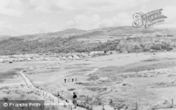 From The Sand Dunes c.1960, Harlech