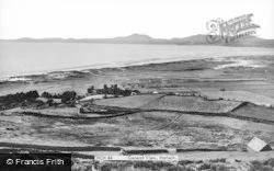 General View c.1955, Harlech