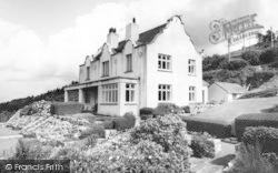 Harlech, Hafod Wen c.1960