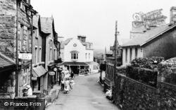 High Street c.1960, Harlech