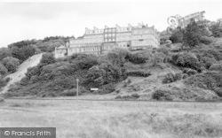 Harlech, St David's Hotel c.1960