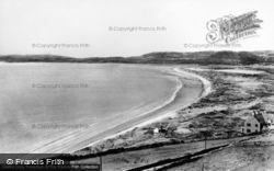 The Bay c.1955, Harlech