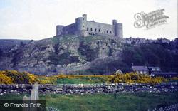 The Castle c.1980, Harlech