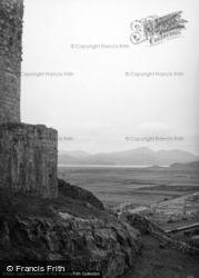 The Castle Walls 1952, Harlech