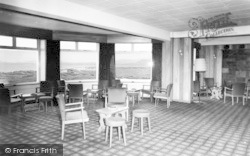 Harlech, The Cocktail Lounge, St David's Hotel c.1960