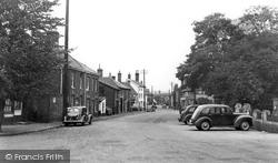 Broad Street c.1955, Harleston