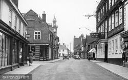High Street c.1955, Harleston