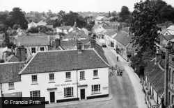London Road c.1950, Harleston