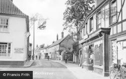 London Road c.1955, Harleston