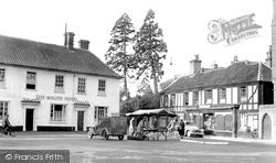 Market Place c.1955, Harleston