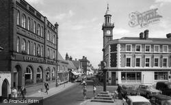 Market Place c.1965, Harleston