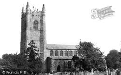 Redenhall Church c.1955, Harleston