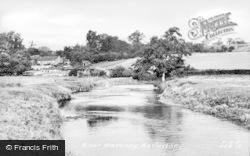 River Waveney c.1955, Harleston