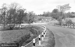 Shotford Bridge c.1955, Harleston