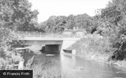 Shotford Bridge c.1960, Harleston