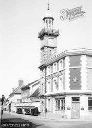 The Clock Tower c.1960, Harleston