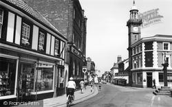The Thoroughfare 1968, Harleston