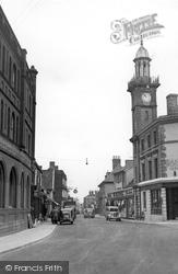 The Thoroughfare c.1955, Harleston