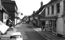 The Thoroughfare c.1965, Harleston