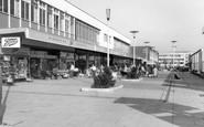 Harlow, Broad Walk c1960
