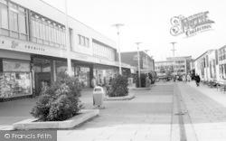 Harlow, Broad Walk c.1965