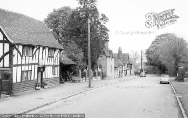 Harlow Churchgate Street Old Harlow C 1960 Francis Frith