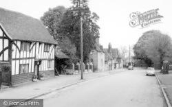 Harlow, Churchgate Street, Old Harlow c.1960