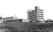Harlow, College of Further Education c1960