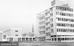 Harlow, College Of Further Education c.1960