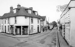 Harlow, Cross Roads, Old Harlow c.1960
