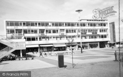Harlow, Market House c.1955