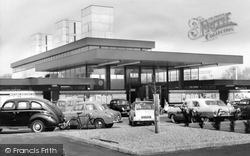 Harlow, New Town Station c.1960