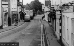 Harlow, Shops And Bank c.1960