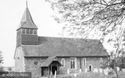 Harlow, St Andrew's Church, Netteswell c.1955