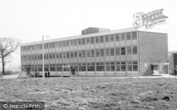 Harlow, Town Hall c.1960