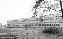 Harlow, Town Hall c.1960