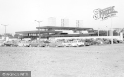 Harlow, Town Station c.1960