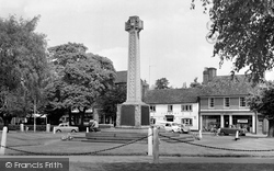 Harpenden, Church Green 1961