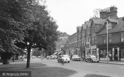 Harpenden, High Street 1961